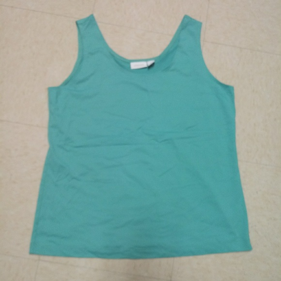 Chico's Tops - Chicos Teal Shirt